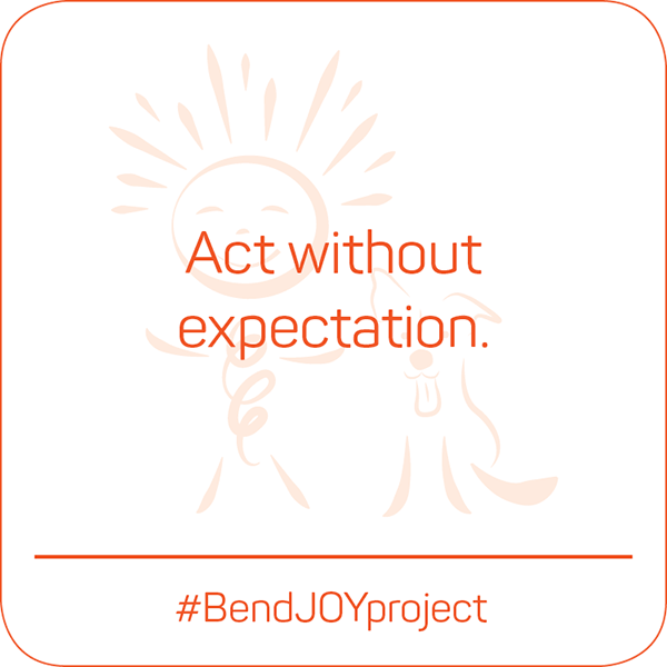 Bend JOY Project – Share Card